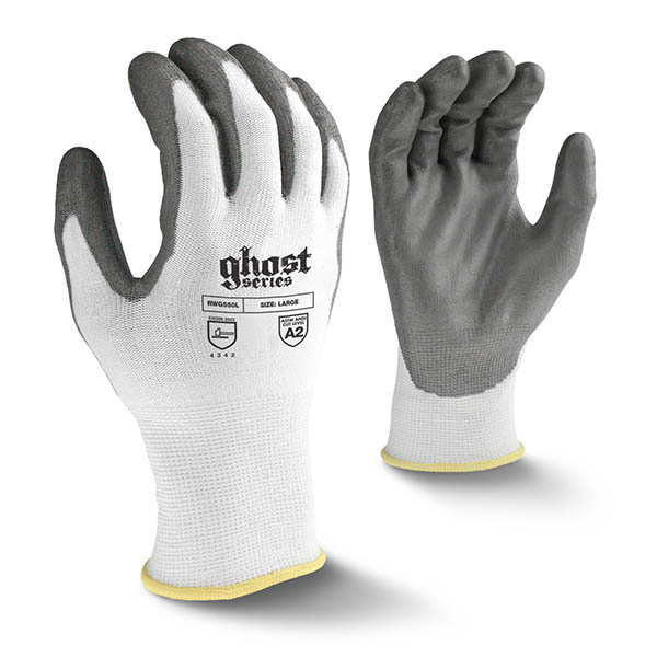 Radians Ghost Series Cut Protection Level A2 Work Glove