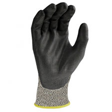 Radians Glove, Ghost Series Level 5, Dipped, Pair, Sz: L