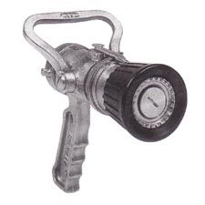 "Elkhart Nozzle, 1.5"" Navy AFFF w/ Pistol Grip 95GPM"