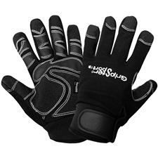 Global Glove Mechanix Gripster Black, Per Pair
