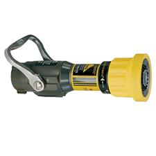 "Elkhart Select-O-Matic Nozzle, 1.5"" 60-200GPM @ 100PSI"