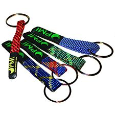 PMI Rope Key Chain Static Rope-Assorted Colors