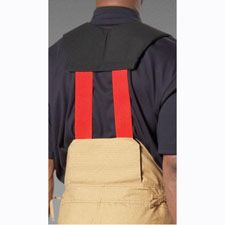 "LION Suspender, V-Force High Back, Red, 36"" (S)"