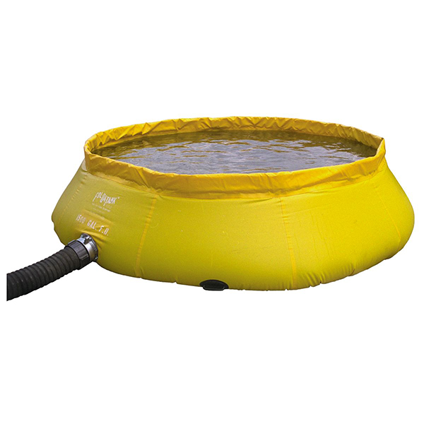 Fol-Da-Tank Self Supporting Portable Tank, 1500GAL