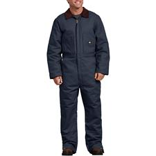 Dickies Coverall, Navy Duck Insulated