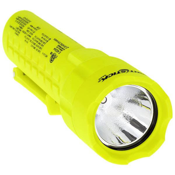 Nightstick Intrinsically Safe Permissible Flashlight - 3AA
