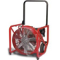 "Super Vac 18"" Fan, 6.5HP Honda GX Engine"