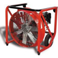 "Super Vac 20"" Fan, 6.5 HP Honda GX Engine"